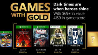Xbox - January 2018 Games With Gold Trailer