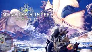 Monster Hunter: World - Coral Highlands Gameplay Trailer