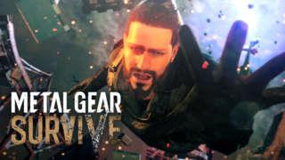 Metal Gear Survive - Single Player Campaign Trailer