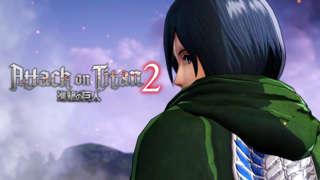 Attack On Titan 2 - Nintendo Switch Trailer