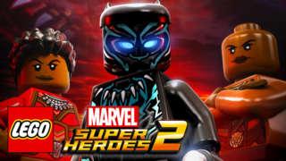LEGO Marvel Super Heroes 2 - Black Panther DLC Pack Trailer