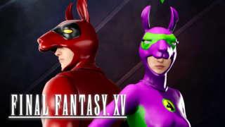 Final Fantasy XV Windows Edition - The Sims 4 Pack Bonus Trailer