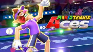 Mario Tennis Aces - Nintendo Direct Trailer