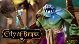 City Of Brass - Release Date Announcement Trailer