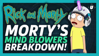 """Rick and Morty S3 E8 """"Morty's Mind Blowers"""" Breakdown!"""