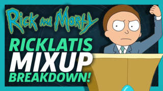 """Rick and Morty S3 E7 """"The Ricklantis Mixup"""" Breakdown!"""