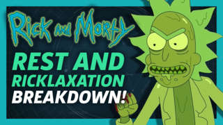 """Rick and Morty Season 3 Episode 6 """"Rest and Ricklaxation"""" Breakdown!"""