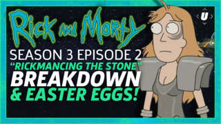 """Rick and Morty """"Rickmancing the Stone"""" Breakdown and Easter Eggs!"""