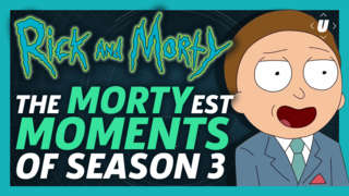 The Mortyest Moments From Rick And Morty Season 3!