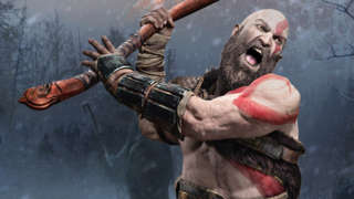 God Of War - 13 Minutes Of PS4 Pro Gameplay