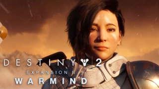 Destiny 2 Expansion II - Warmind Prologue Cinematic