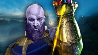 How To Get God Of War's Infinity Gauntlet Easter Egg