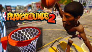 NBA Playgrounds 2 - Official Gameplay Trailer