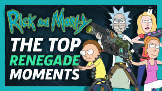 Rick And Morty's Top Renegade Moments!