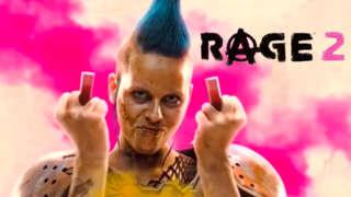 RAGE 2 - Official Announcement Trailer