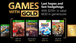 Xbox - June 2018 Games With Gold Trailer