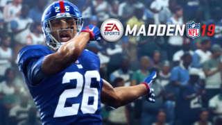 Madden NFL 19 - Official Reveal Trailer | E3 2018