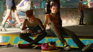 Cyberpunk 2077 Trailer Shows A Stunning Futuristic City