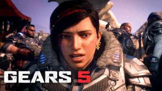 Gears 5 - Official Cinematic Announcement Trailer | E3 2018