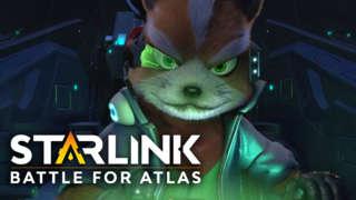 Starlink: Battle For Atlas - Official Star Fox Trailer   E3 2018