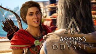 Assassin's Creed Odyssey - Official Gameplay Walkthrough Trailer   E3 2018