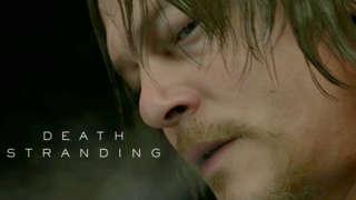 Death Stranding - Official Trailer   E3 2018