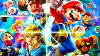 Super Smash Bros. Ultimate For Switch Will Have Every Previous Fighter