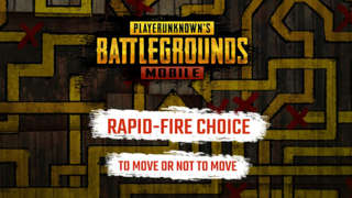 PUBG Mobile - Rapid-Fire Choice: 'To Move Or Not To Move' Exclusive Trailer