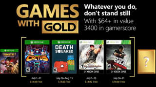 Xbox - July 2018 Games With Gold Official Trailer
