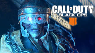 Call Of Duty: Black Ops 4 Zombies: Blood Of The Dead - Official Comic-Con Trailer   SDCC 2018