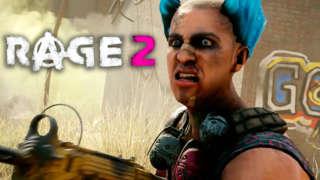 RAGE 2: Eden Assault – Extended Gameplay Trailer