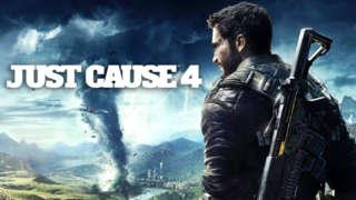 Just Cause 4 - Official Tornado Gameplay Reveal Trailer | Gamescom 2018