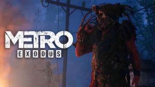 Metro Exodus - Official Trailer | Gamescom 2018