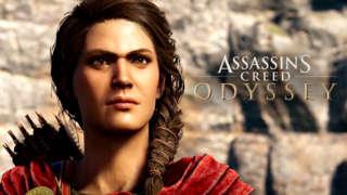 Assassin's Creed Odyssey - Kassandra Official Cinematic Trailer   Gamescom 2018