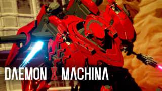 Daemon X Machina - Official Teaser Trailer   Gamescom 2018