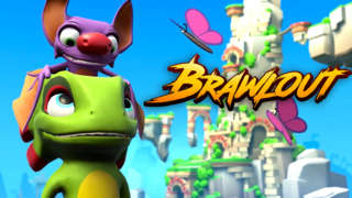 Brawlout - Official Yooka-Laylee Reveal Trailer