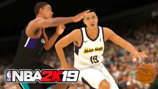 NBA 2K19 - 'The Way Back' Official Trailer