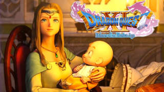 Dragon Quest XI - Official Prologue Cinematic Movie