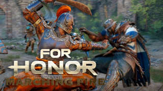 For Honor - New Wu Lin Hero Gameplay And Arcade Mode Trailer