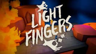 Light Fingers - Official Announcement Trailer | Nintendo Switch