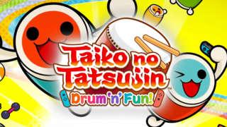 Taiko no Tatsujin: Drum 'n' Fun! - Official Gameplay Trailer