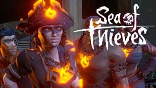 Sea Of Thieves: Forsaken Shores - Official Teaser Trailer