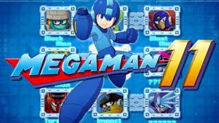 Mega Man 11 - Demo Launch & Bounce Man Official Reveal Trailer