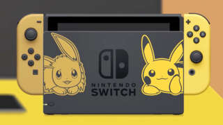 Nintendo Switch - Pikachu & Eevee Edition Official Trailer