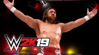WWE 2K19 - Daniel Bryan Showcase Gameplay