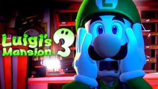 Luigi's Mansion 3 - Official Announcement Trailer | Nintendo Switch