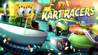 Nickelodeon Kart Racers - Official Announcement Trailer