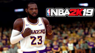 NBA 2K19 - The LeBron 16 Official Trailer
