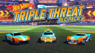 Rocket League - Hot Wheels Triple Threat DLC Pack Official Trailer