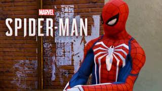 Marvel's Spider-Man - 'Building A New Spider-Suit' Trailer